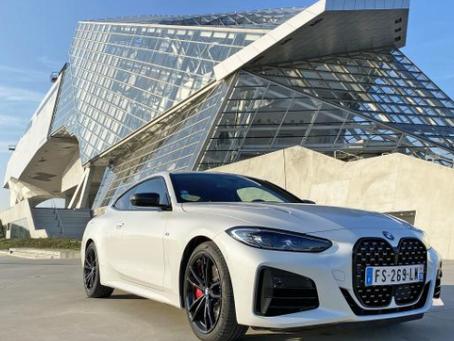 BMW Série 4 : nouveau style, bond technologique et châssis retravaillé
