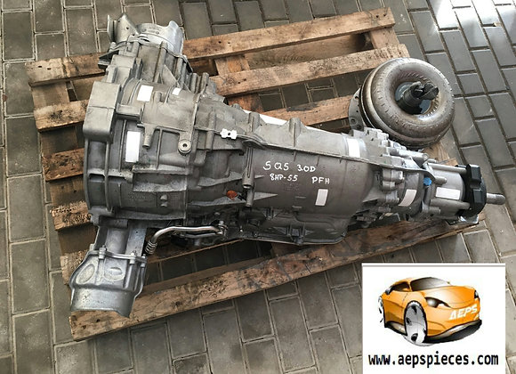 Boite de vitesse auto AUDI Q5 3.0TDI PFH