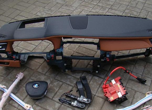 Tableau de bord complet BMW F01