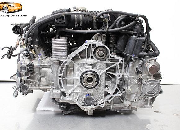 Moteur complet PORSCHE CARRERA 911 996 3.6L