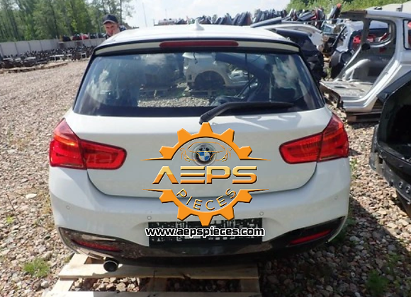 ARRIERE COMPLET BMW SERIE 1 F20 PACK M