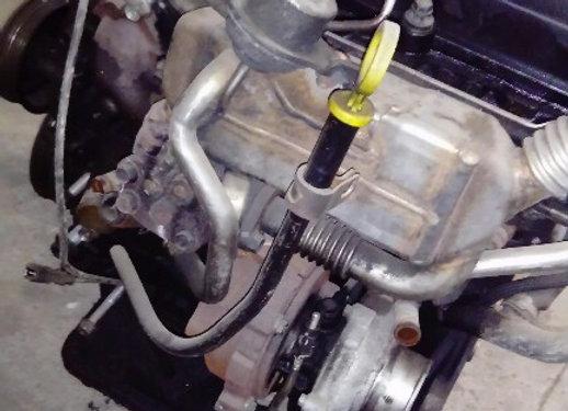 Bloc moteur nu OPEL ASTRA J 1.7 CDTI
