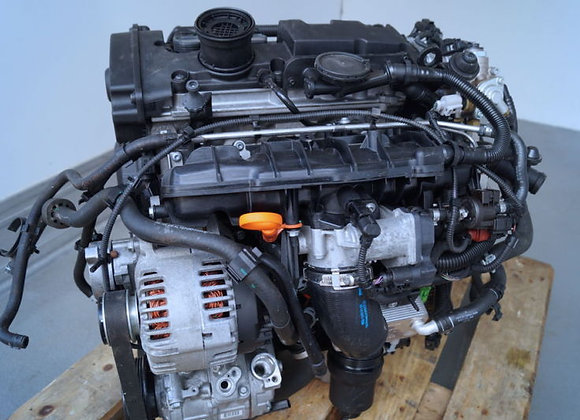 Moteur complet VW AUDI 2.0 TFSI BWA
