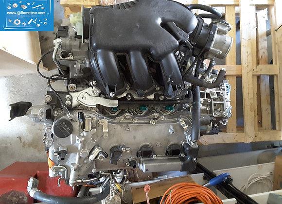 Bloc moteur nu TOYOTA SIENNA 3.5 V6