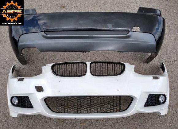 Pare chocs AV et AR BMW E92 PACK M