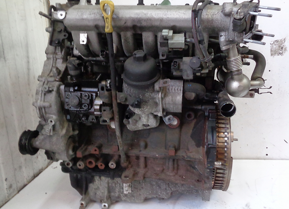 Bloc moteur nu culasse HYUNDAI KIA 1.6CRDI G4FB