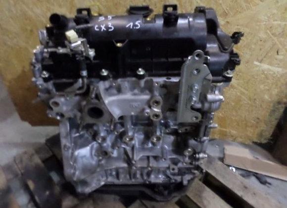 Bloc moteur nu culasse MAZDA CX3 1.5D