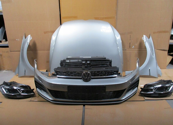 Face avant complete VW GOLF 7 GTD VII LIFT