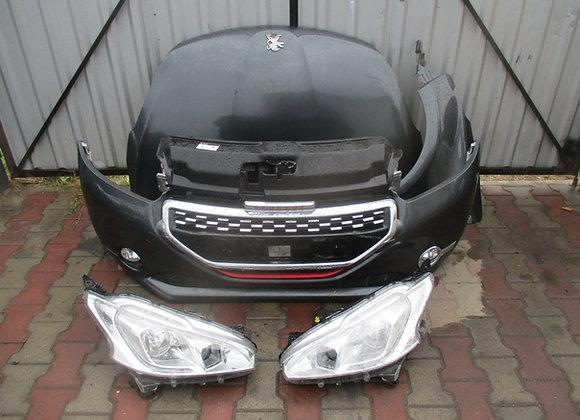 Face avant complete PEUGEOT 208 GTI