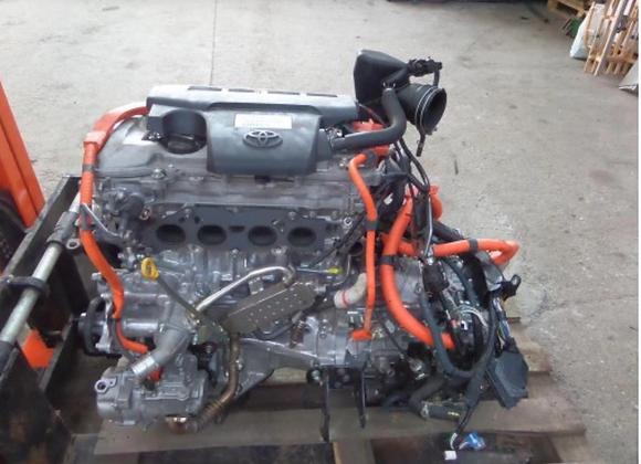 Bloc moteur TOYOTA RAV4 2.5 HYBRID X2AR-32T