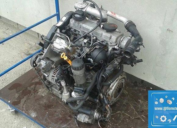 Moteur complet VW AUDI 1,9TDI ALH