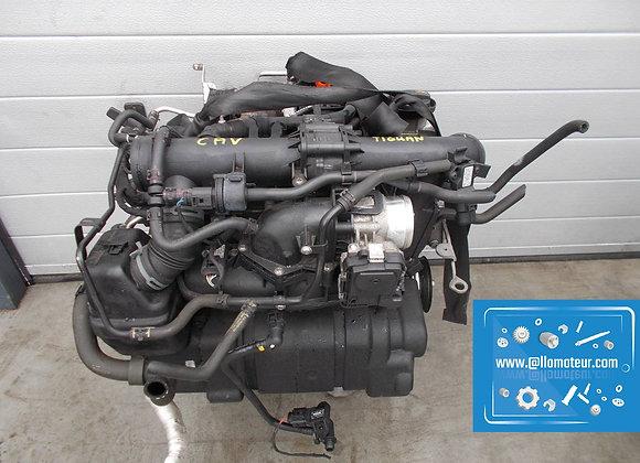 Moteur complet VW AUDI 1.4 TFSI CAV