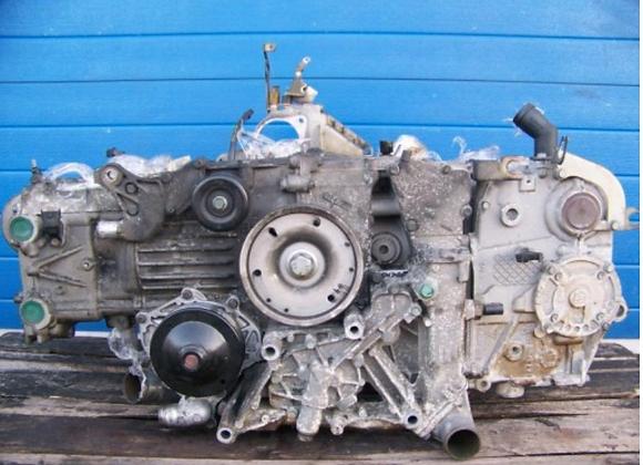 Bloc moteur PORSCHE BOXSTER 2.7 M9623