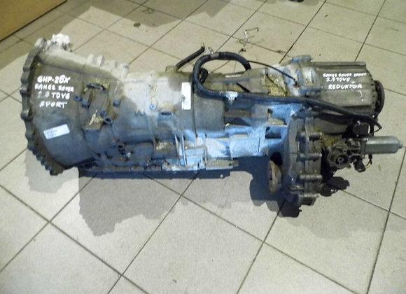 Boite de vitesse auto RANGE ROVER 2.7 TDV6