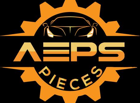 Présentation du site https://www.aepspieces.com/