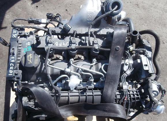 Moteur complet HYUNDAI iX35 1.7 CRDI