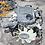 Moteur complet ISUZU D-MAX 1.9 DDI RZ4E