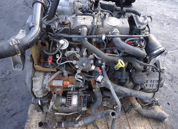 Moteur complet FORD 1.8TDCI  QYBA