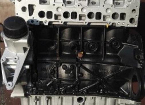 Engine block bare cylinder head MERCEDES SPRINTER 2.2 OM 646986