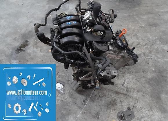Moteur complet VW AUDI 1.6 BAG