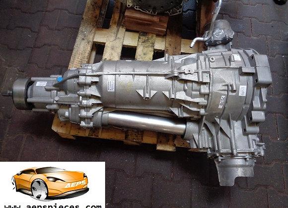 Boite de vitesse auto AUDI S8 4.0 TFSI