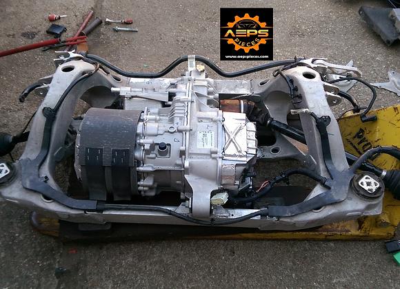 Gearbox TESLA MODEL S 85D 4x4