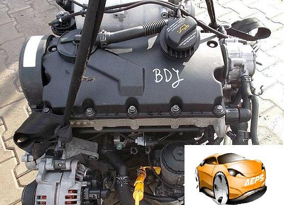 Moteur complet VW 2.0 SDI BDJ