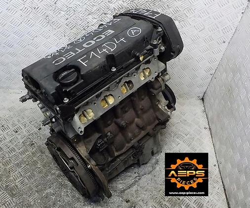 Bloc moteur nu culasse CHEVROLET AVEO 1.4 F14D4