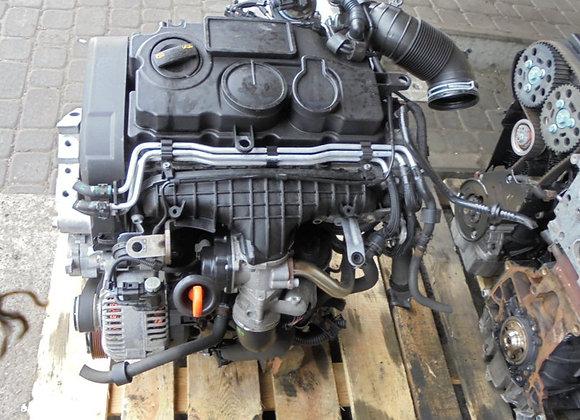 Moteur complet AUDI VW 2.0TDI BMN