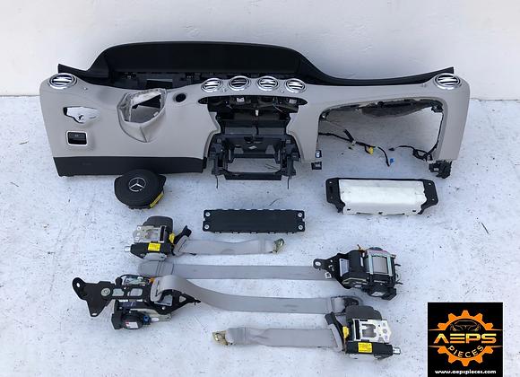 Tableau de bord complet MERCEDES W217 AMG