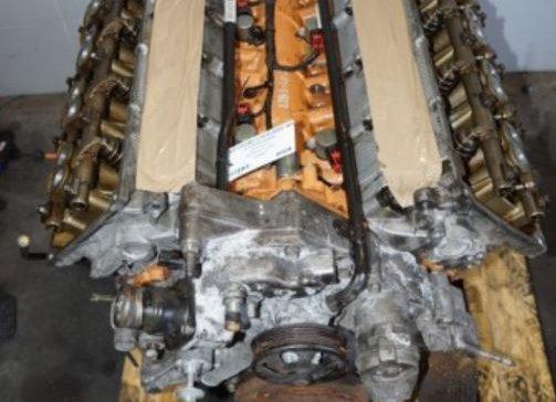 Engine block bare cylinder head DODGE CHALLENGER 6.4L V8