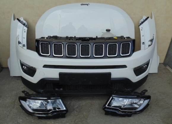 Complete front JEEP COMPASS