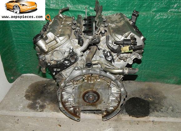 Bloc moteur nu HONDA LEGEND IV 3.5 V6