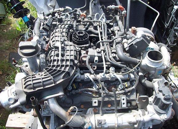 Moteur complet HYUNDAI IX55 3.0 V6 CRDI 239 cv D6EA