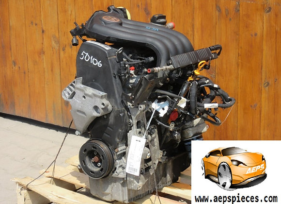 Moteur complet VW CADDY TOURAN 2.0 BSX