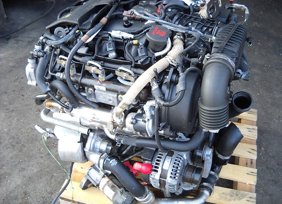 Moteur complet JAGUAR LAND ROVER 2.7 V6 276DT