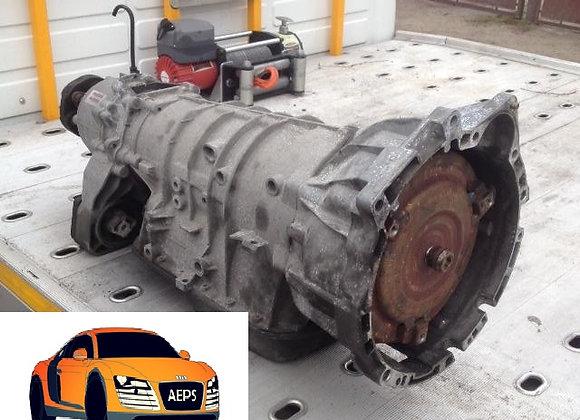 Boite auto de vitesse + reducteur BMW X5 3.0
