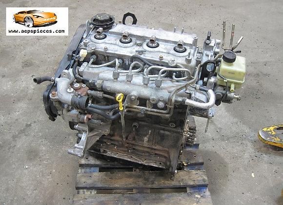 Bloc moteur MAZDA 6 2.0 CiTD RF7J