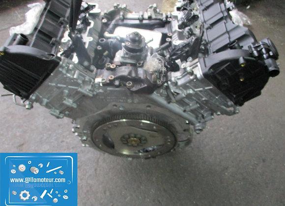 Bloc moteur nu TOUAREG 3,0TDI CVV
