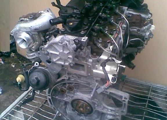 Bloc moteur FORD MK3 1,6 TDCI