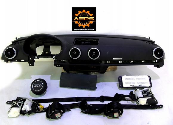 Tableau de bord complet AUDI RS3 8V0