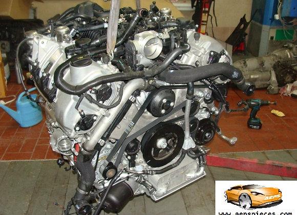 Moteur complet PORSCHE MACAN 3.6L V6