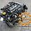 Moteur complet FIAT 500 X 1.6 MULTIJET 55260384