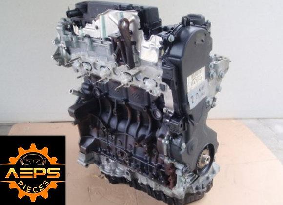 Bloc moteur nu culasse CITROEN PEUGEOT 2,0 BLUEHDI AH01