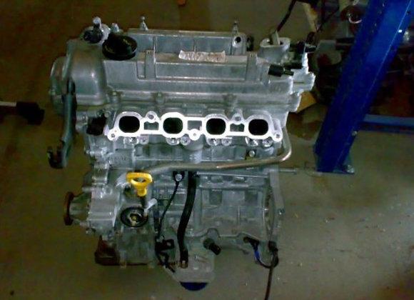 Nackter Motorblockzylinderkopf KIA 1.6 T-GDI G4FJ