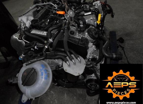Moteur complet VW AUDI 2.0TDI CRB