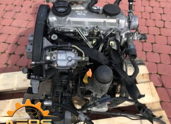 Moteur complet VW AUDI 1.9 TDI AGR
