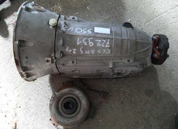 Boite de vitesse auto CLS 6,3 AMG