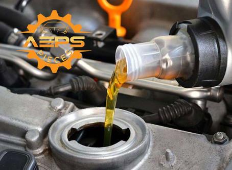Pourquoi le moteur utilise de l'huile? Préparez vous pour le départ de Août !