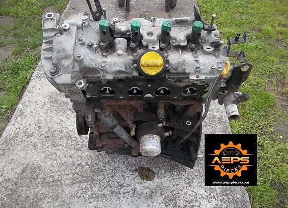 Bloc moteur nu culasse RENAULT Megane 2.0T F4R774